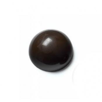 Polycarbonate Chocolate Mold Hemisphere Ø70x35 mm - 2x3 pc/2x113 gr - double mould