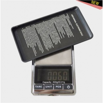 De Buyer Precision Scale from 0 to 500g - 0.1gr inc.