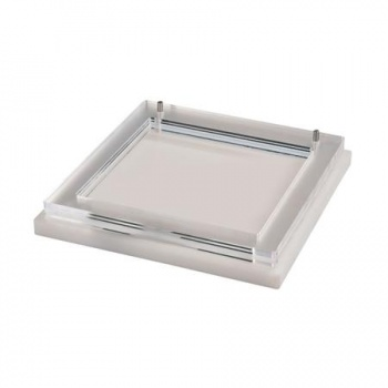 Polycarbonate Plastic Ganache Frame 3mm - 240 x 240 mm