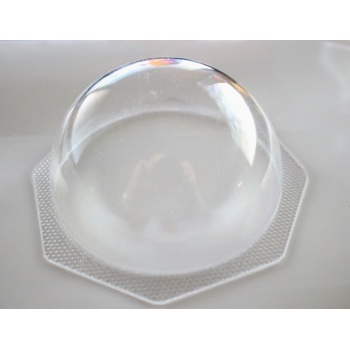 Polycarbonate Chocolate Mold Hemisphere Ø 120x60 mm - 460 ml