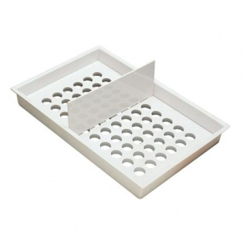 Grignottines Cookies Maker - Base and 2 Perforated trays - Ø30 - 40 mm