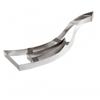 Flame Stainless Steel Nougatine Cutter