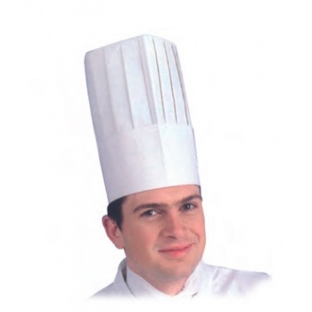 High Style Adjustable Chef's Hat 26.5 cm - 10pcs