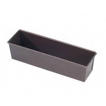 Nonstick Straight Cake Loaf Pan - 18x8x7 cm
