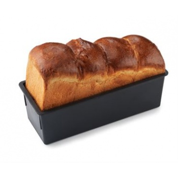 "Matfer Bourgeat EXOGLASS® Bread Mold 300g - 3/4 Lb - 7 1/4""x 3 1/3""x 3"""