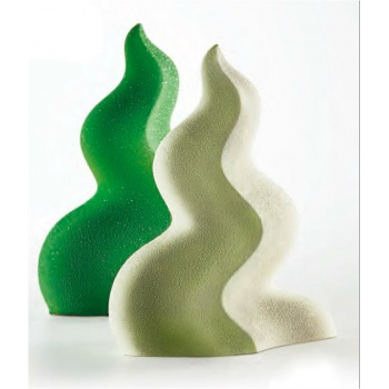 Pavoni Thermoformed Mold - ZIGO - Christmas Trees Mold Ø 160 x 100 x 200mm - Weight: 230 g