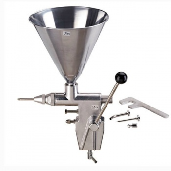 Dosimini Small Manual Dosing Cream Filling Injecter Machine - 3 Liters