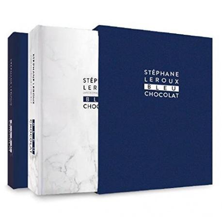 Bleu Chocolat By Stephane Leroux English 2 Books Set