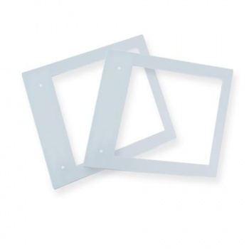 Plastic Ganache Frame 3mm - 365 X 365 mm - Compatible with the TLSPECIAL
