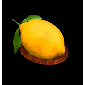 Sasa Demarle Flexipan Lemon Silicone Mold - 85 x 65 x34 mm - 20 Cavity - 600 x 400 mm