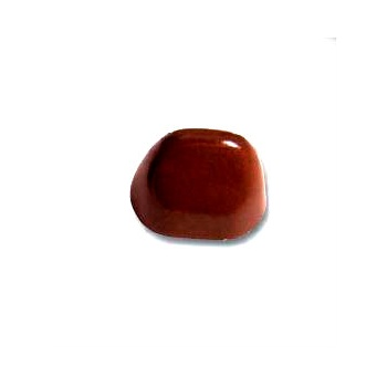 Polycarbonate Chocolate Mold Mini Giandutto 25x25x19 mm - 4x9 - 10gr - 275x175mm