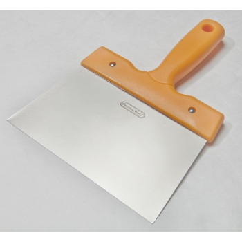 Stainless Steel Chocolate Scraper - 120 mm