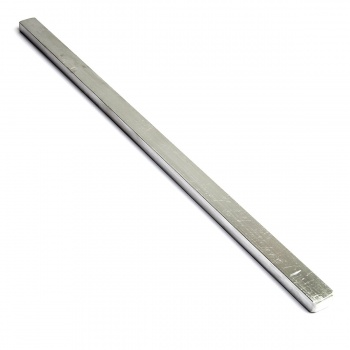 Aluminum Ruler 500x20x10 mm