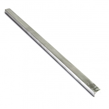 Aluminum Ruler 500x20x15 mm