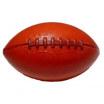 Polycarbonate Chocolate Football Rugby Ball Mold - 150 mm x 91 mm x 93 mm