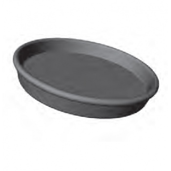 PAVONI Cookmatic Round Tart Shells Plates ø 230 mm x 22 mm - 1 Cavity