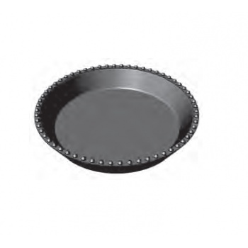 PAVONI Cookmatic Round Pie Shells Plates ø 98 mm x 15mm - 8 Cavity