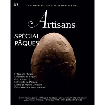 ARTISANS n°7 Boulangers, pâtissiers, chocolatiers, glaciers - Stephane Glacier - French