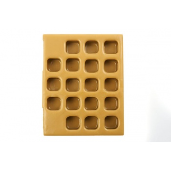 Silikomart Sugarflex Silicone Mold - Square Dices - 20 x 20 mm - 18 Cavity