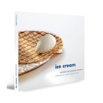 Artisanal ice cream recipe book - by grupoVilbo