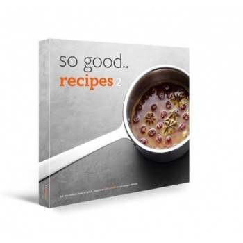 So Good... Recipes 2 ( Recipes From So Good 9 to So Good 16)