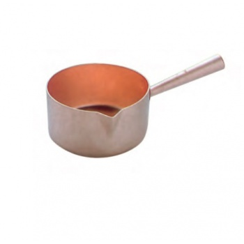 Copper Sugar Pan Ø 18 cm - 2.5 L