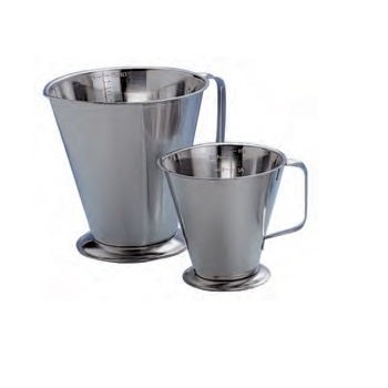 De Buyer Stainless Steel Measuring Jug -1L