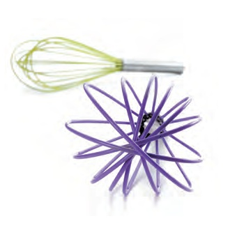 Silicone Whisk - Heat Resistant to 240°C
