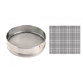 Stainless Steel Sieve - Ø 30 cm - Maille 35 - Special Flour