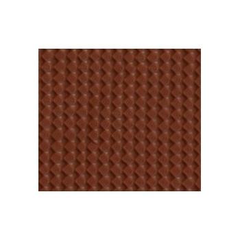 Chocolate Texture Sheet 360 x 340 mm - 5 Pack - Waffer