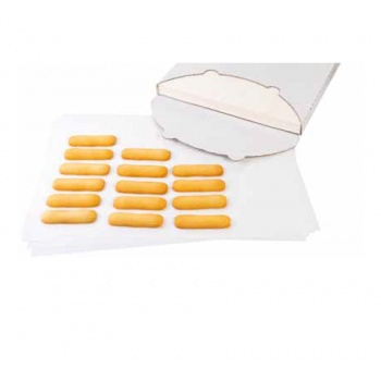 Siliconed Parchment Paper French Full Size 16''x24''- 1000 sheets