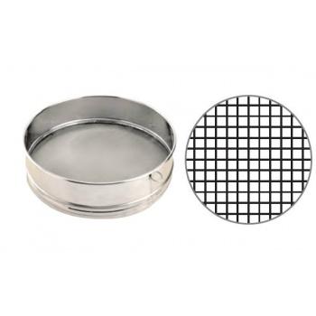 Stainless Steel Sieve - Ø 30 cm - Maille 10 -