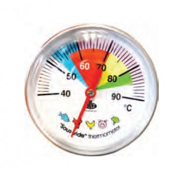 Vacuum Thermometer