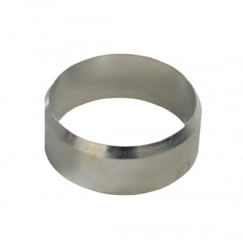 Heavy Duty Round Nougat Tempered Steel Pastry Cutter - Sharp Cutting edges - Ø 5 cm
