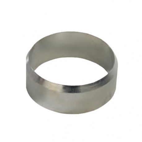 Heavy Duty Round Nougat Tempered Steel Pastry Cutter - Sharp Cutting edges - Ø 3 cm