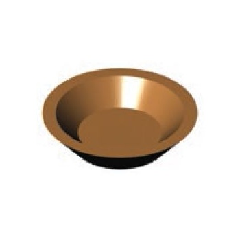 PAVONI Cookmatic Small Round Pie Plates Ø47 x 10.5 mm - 30 Cavity
