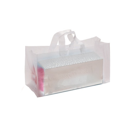 35c9f9c04f Pastry Chef's Boutique PP1620FR Frosted Plastic Bags for Log Cake B...