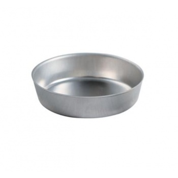 Aluminum Straight edges Tart Pan Base for Pie Machine