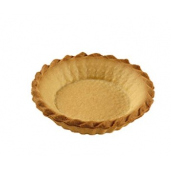 "Sweet Tart Shell Tartlet Butter Fluted - 3.35"" - 144 pces"