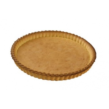 "Sweet Tart Shell Tartlet Butter Fluted - 9"" - 12 pces"