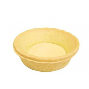 Sweet Tart Shell Tartlet Butter Sweet Mini 2.5'' - 180 pces