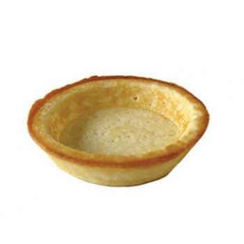 Vanilla Sweet Tart Shell Tartlet Butter Sweet Mini 2.25'' - 144 pces
