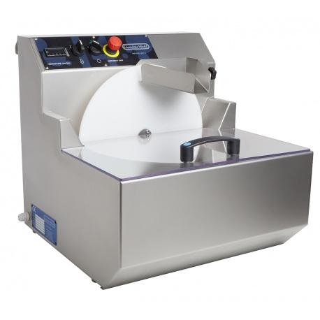 Chocolate Tempering Moulding Machine Wheelie - 14 Kg - M1276