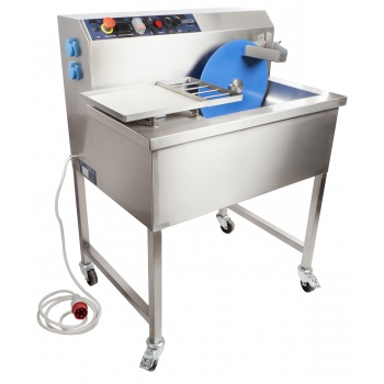 Chocolate Tempering Moulding Machine Wheelie - 30 Kg - M1278