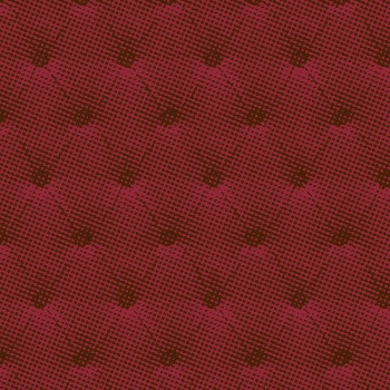 Chocolate Transfer Sheets - Red Chesterfield - Pack of 20 Sheets - 135 x 275 mm