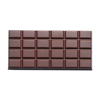 Polycarbonate Chocolate BAR 100g - 155 x 75 x 9 mm - 3 impressions