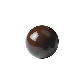Polycarbonate Chocolate HALF SPHERE Mold 4 cm  - 15 Cavity - 3g