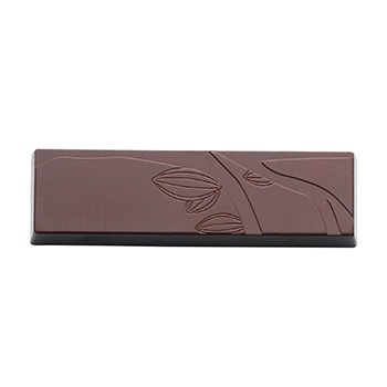 Polycarbonate Chocolate Tablette Gouter BAR Mold - 30g - 10 x 3 x 0.9 cm - 8 Cavity