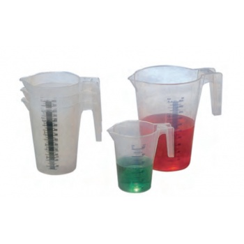 Plastic Measuring Cup - 0.5 L