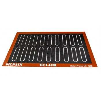 Sasa Demarle Silpain Microperforated Silicone Fiberglass Mat - US Full Size for 18'' x 26'' Sheet Pans